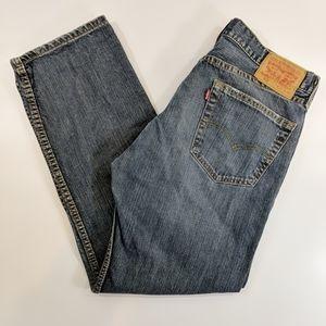 Levi's 505 Regular Fit Jeans